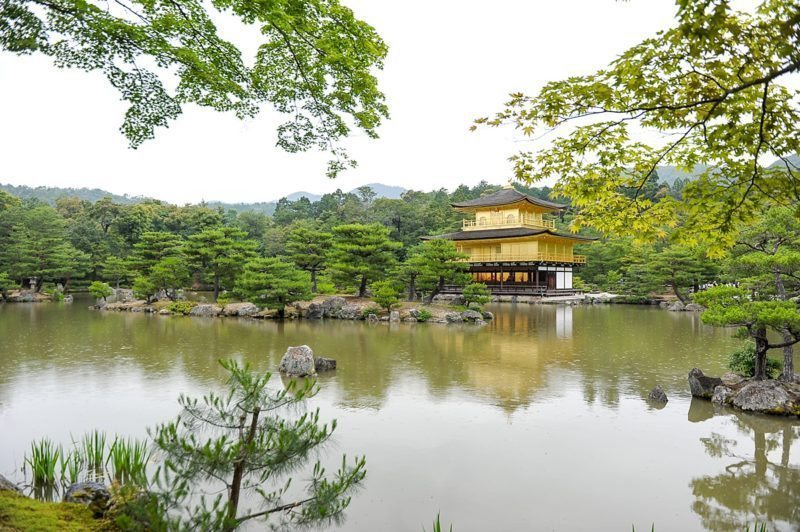 Kyoto, Japan iconic photography from Sometimes Home travel blog by Mikkel Paige.