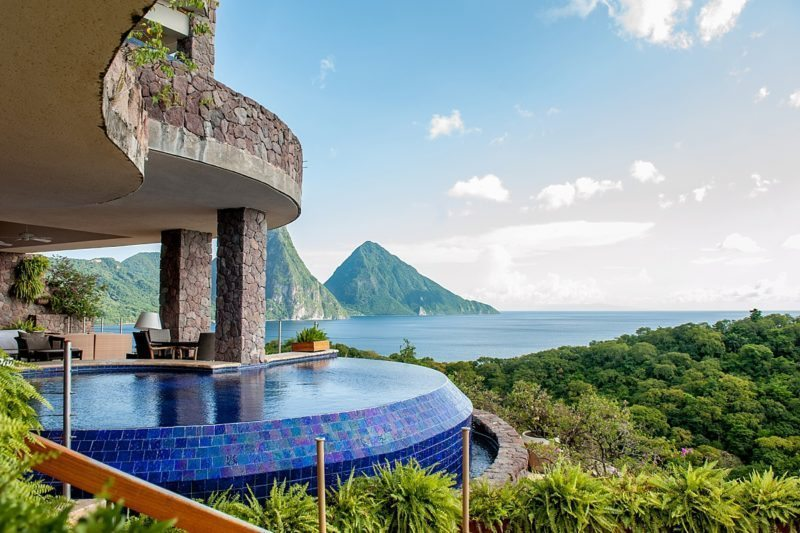St. Lucia, Caribbean iconic photography from Sometimes Home travel blog by Mikkel Paige.