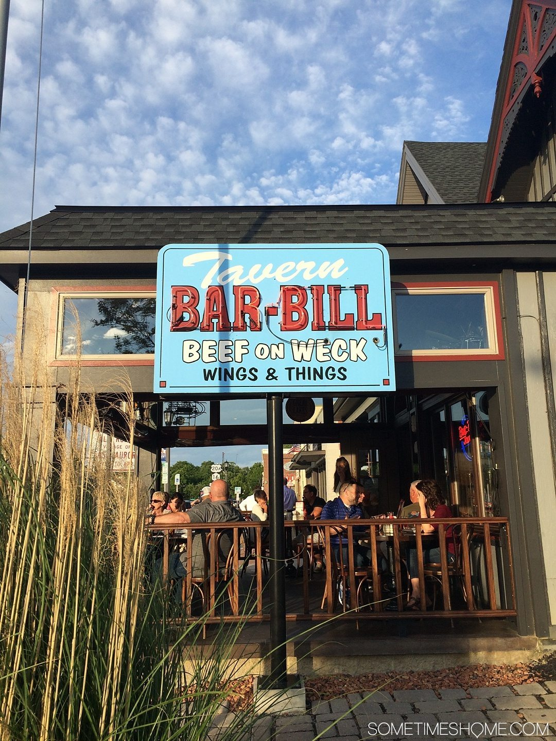 Why a Trip to Buffalo Had Me in Disbelief with Bar Bill Tavern photos on Sometimes Home travel blog.