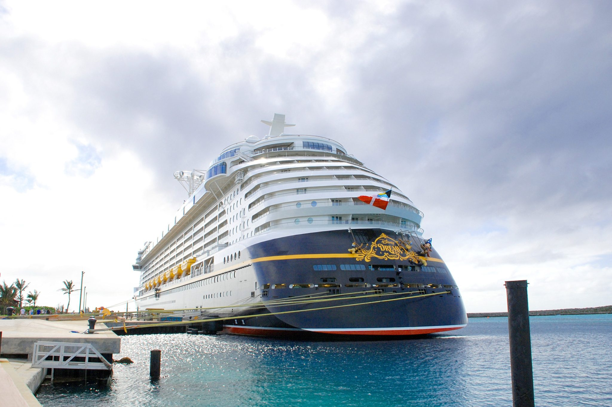 Disney Cruise Vacation When you experience a Disney Cruise Line Vacation you embark on a voyage filled with fantasy fun and excitement No matter what your age or