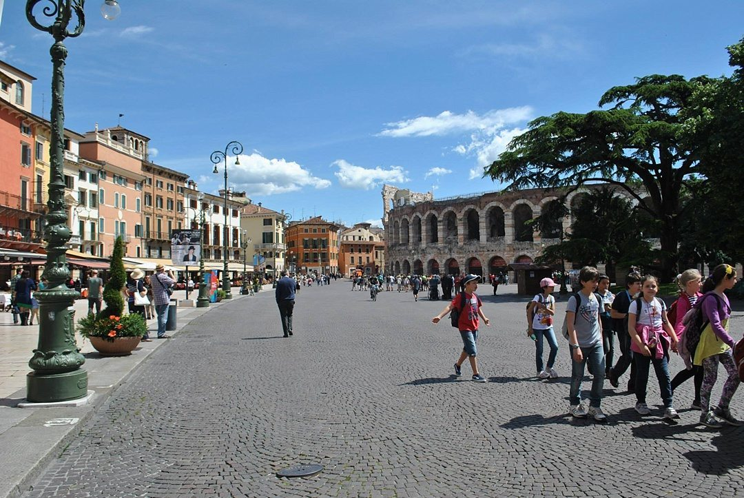 Stellar Summer Destinations Across the Globe on Sometimes Home travel blog, including Verona, Italy.