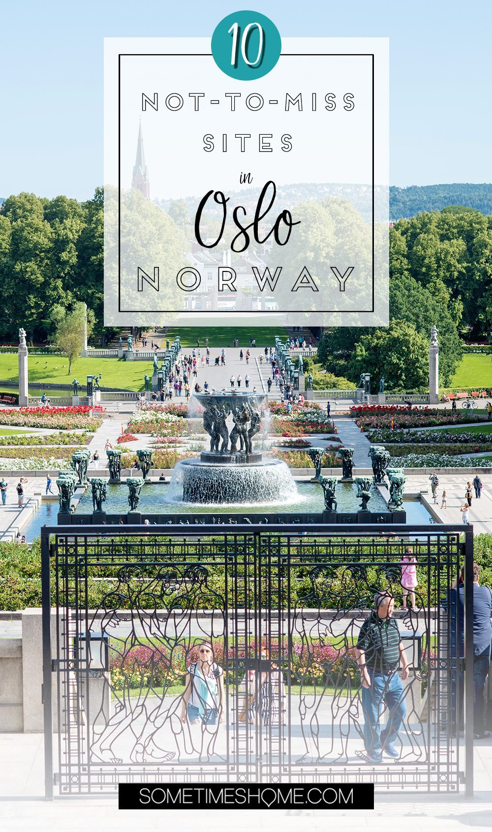 10 Not-to-Miss Sites in Oslo Norway on Sometimes Home travel blog with professional photos.
