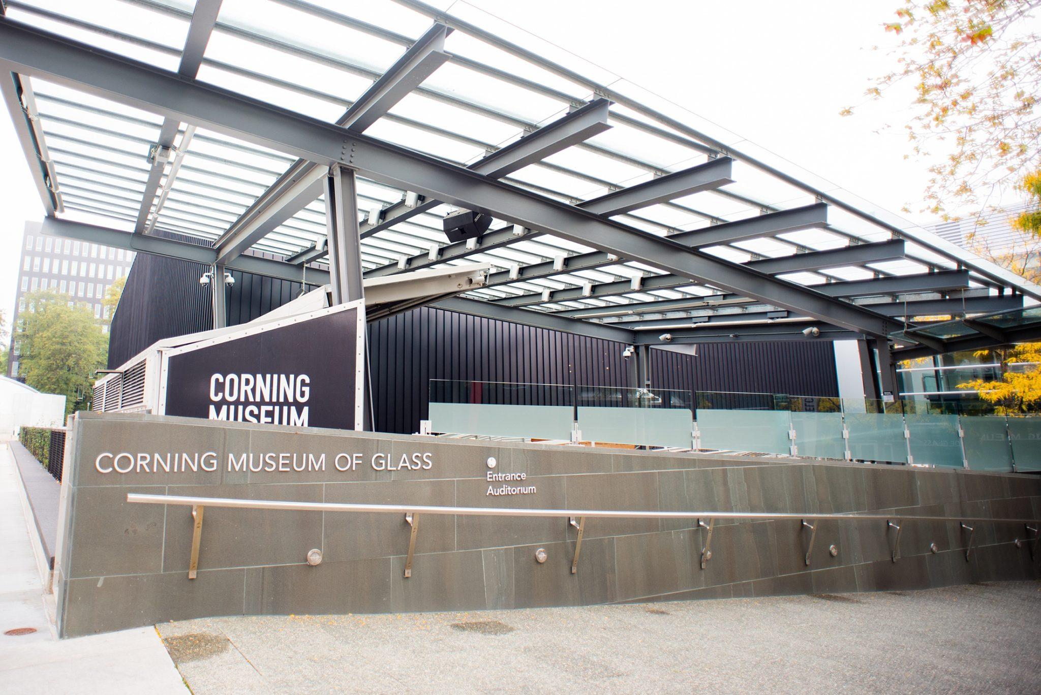 Corning Museum of Glass Gift Shop Western New York