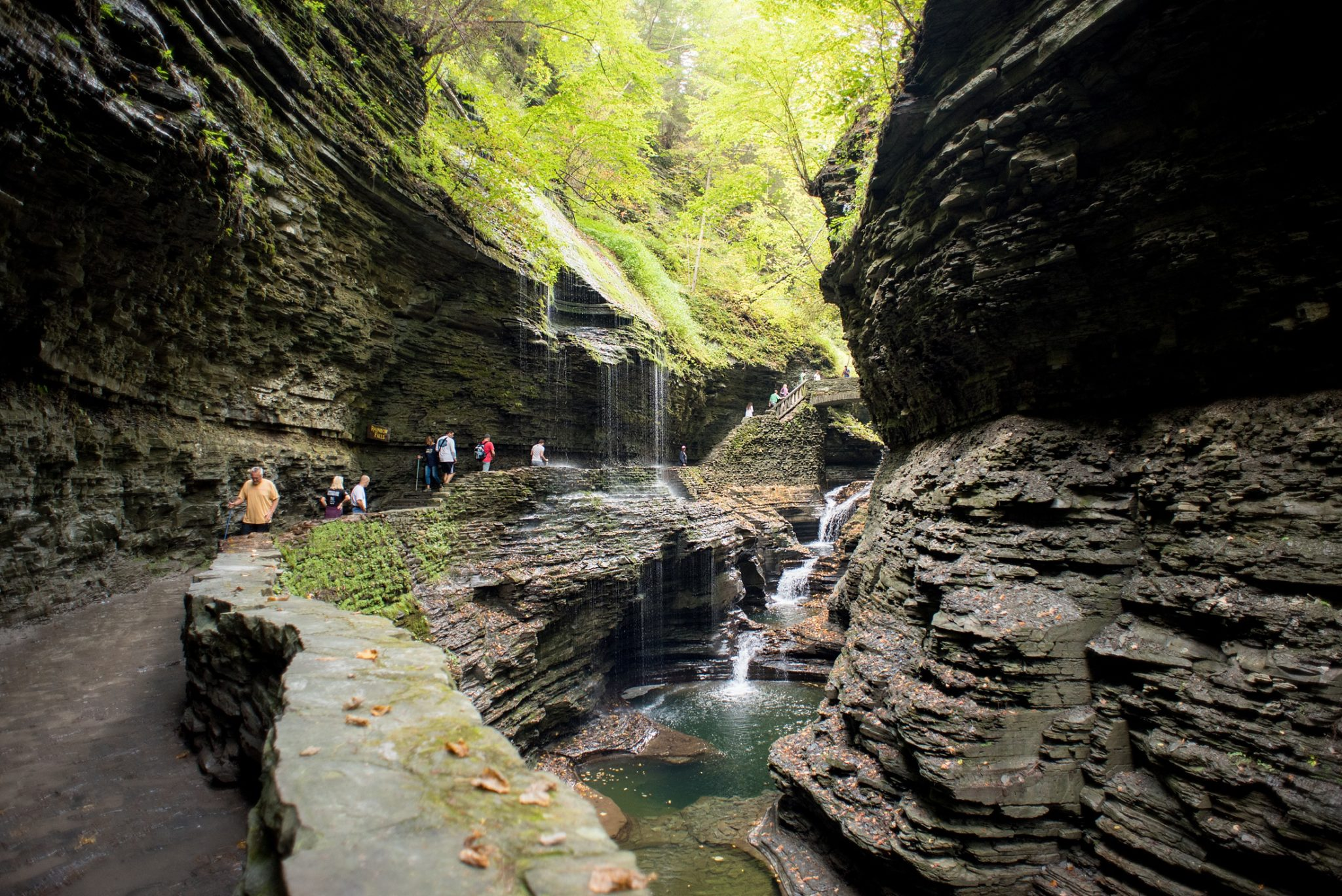 Romantic Places in New York State for a Weekend Getaway