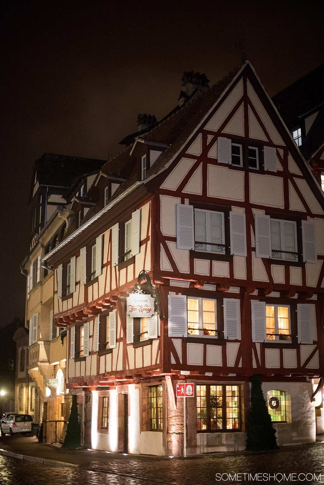 Foods you need to try in the Alsace region of France, including Colmar. Everything from drinks to entrees and all the comfort foods you can handle! Click through to see photos of these amazing delights and gain more insight into the culture of the area through food! #AlsaceFrance #ColmarFrance #AlsaceFood