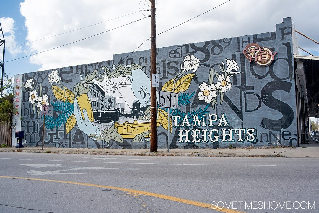 Street Murals In Tampa Bay Florida And Where To Find Them