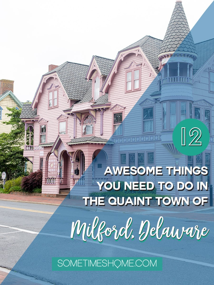 Things to do in Milford, a quaint town in Delaware Kent County that packs a lot of punch! Travel to this great small city to experience great art culture, photography, wonderful food options, and even crafts to participate in. Check out this awesome town by Dover in the nation's first state and click through to read the entire article! #delaware #milfordDE #milford #quaintvillages #kentcounty