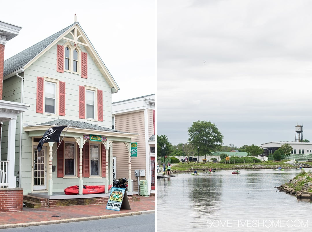 Things to do in Milford, a quaint town in Delaware Kent County that packs a lot of punch! Travel to this great small city to experience great art culture, to photography, wonderful food options, crafts and even outdoor adventure kayaking to participate in check out this awesome town by Dover in the nation's first state! #delaware #milfordDE #milford #quaintvillages #kentcounty