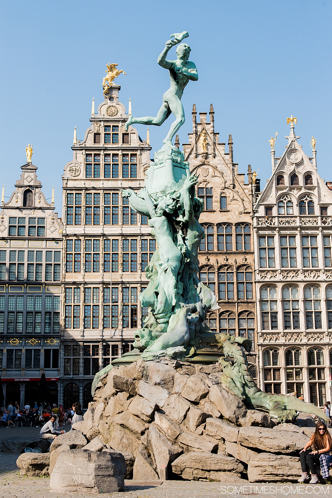 Amsterdam river cruise in The Netherlands and beautiful Belgium with tulips in bloom and a lot of charming European port cities to visit you wouldn't otherwise think of. We traveled with Emerald Waterways for 8 days of destinations and exploring in Europe day and night, with adventure to explore on the ships and in each city. #SometimesHome #SometimesHomeEurope #AmsterdamRiverCruise #EuropeanRiverCruise #AmsterdamTulips #Antwerp #BelgiumRiverCruise