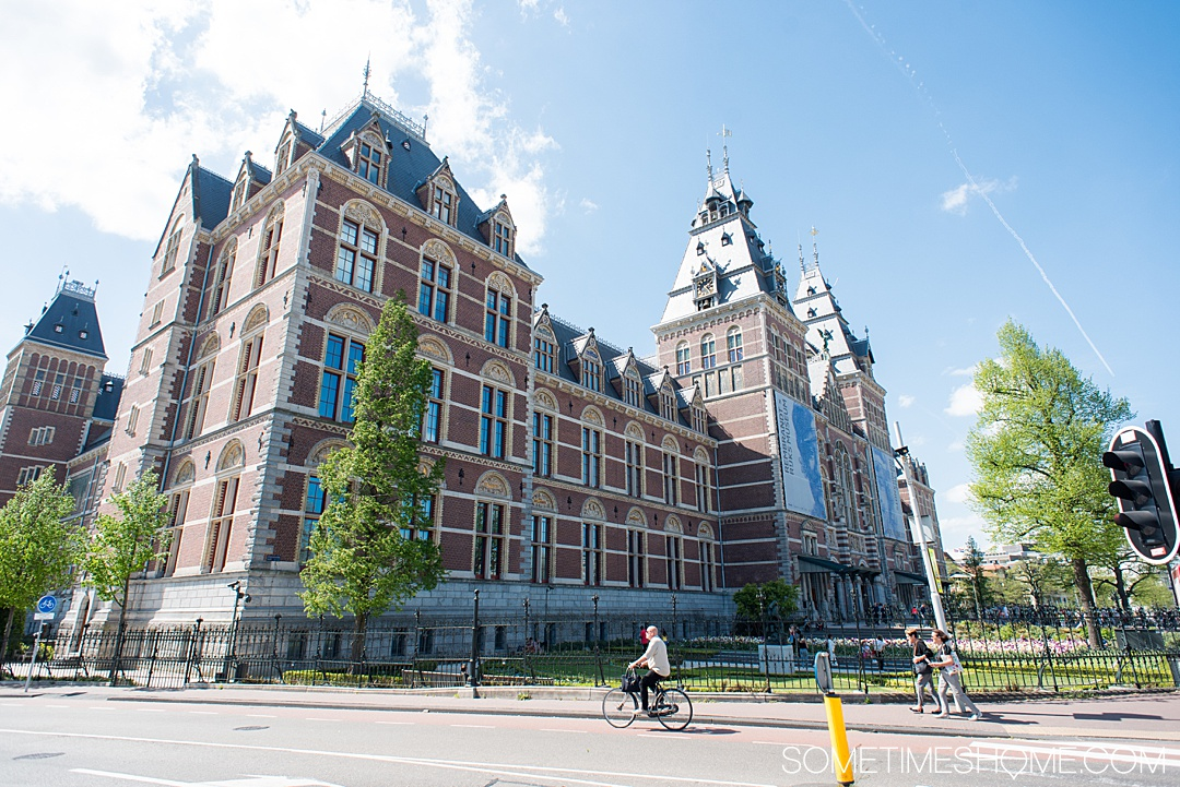 Things to do in Amsterdam no matter the season, winter, spring, summer or fall. Including free landmarks, great food, fun walks, romantic canal cruises and Dutch delights in this fun European city. #SometimesHome #TheNetherlands #Dutch #Amsterdam #ThingstoDo
