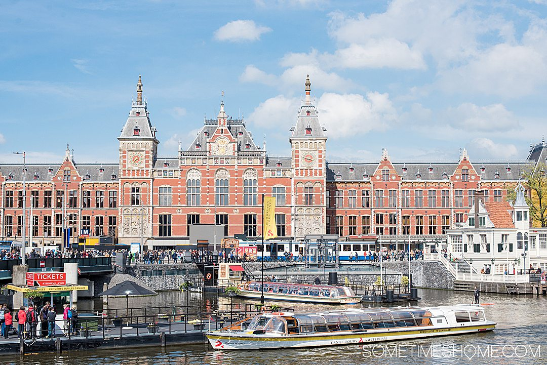 Things to do in Amsterdam, The Netherlands, and the surrounding area and how to save money on it all with one pass: I amsterdam City Card. We share where and how to buy it, how it works, what it discounts and gets you into for free, and more. Want to save money? Click through for extensive info and our review! #AmsterdamArea #AmsterdamCityPass #IAmsterdamCityCard #AmsterdamCityCard #CanalTour #CanalCruise