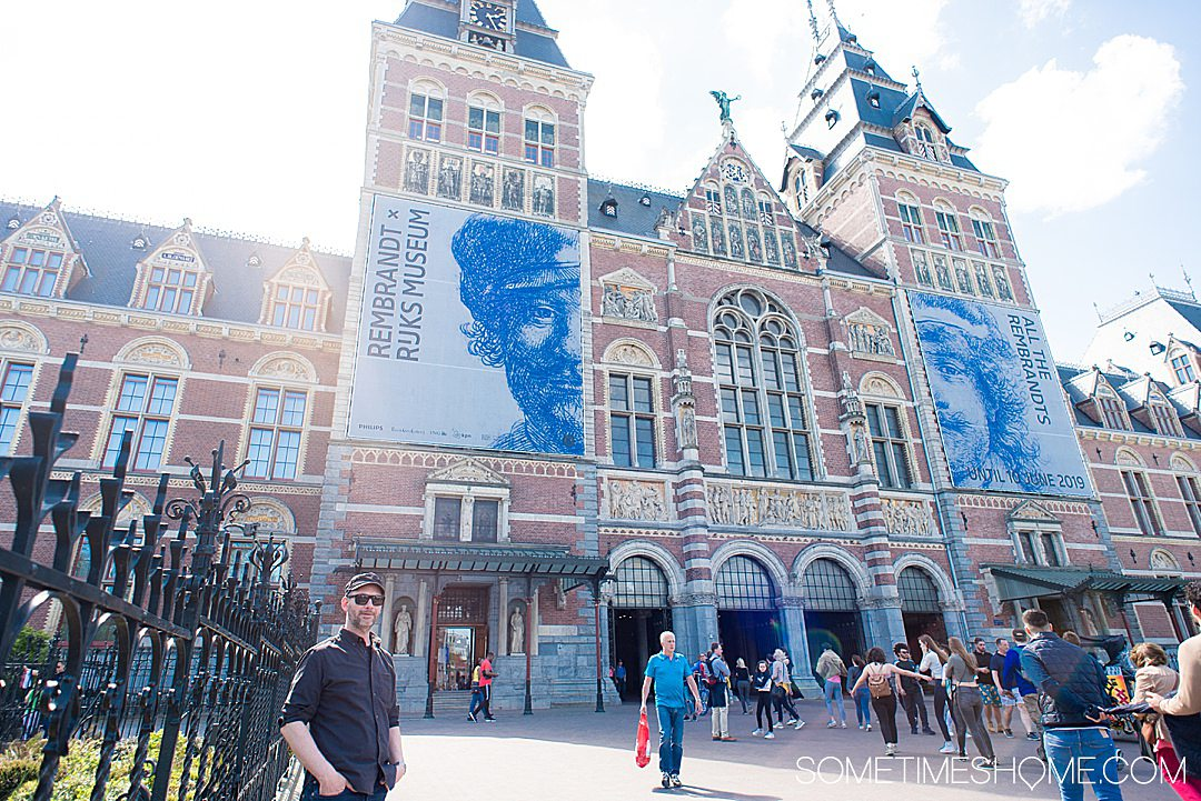 Things to do in Amsterdam, The Netherlands, and the surrounding area and how to save money on it all with one pass: I amsterdam City Card. We share where and how to buy it, how it works, what it discounts and gets you into for free, and more. Want to save money? Click through for extensive info and our review! #AmsterdamArea #AmsterdamCityPass #IAmsterdamCityCard #AmsterdamCityCard #TheNetherlands #Rijksmuseum