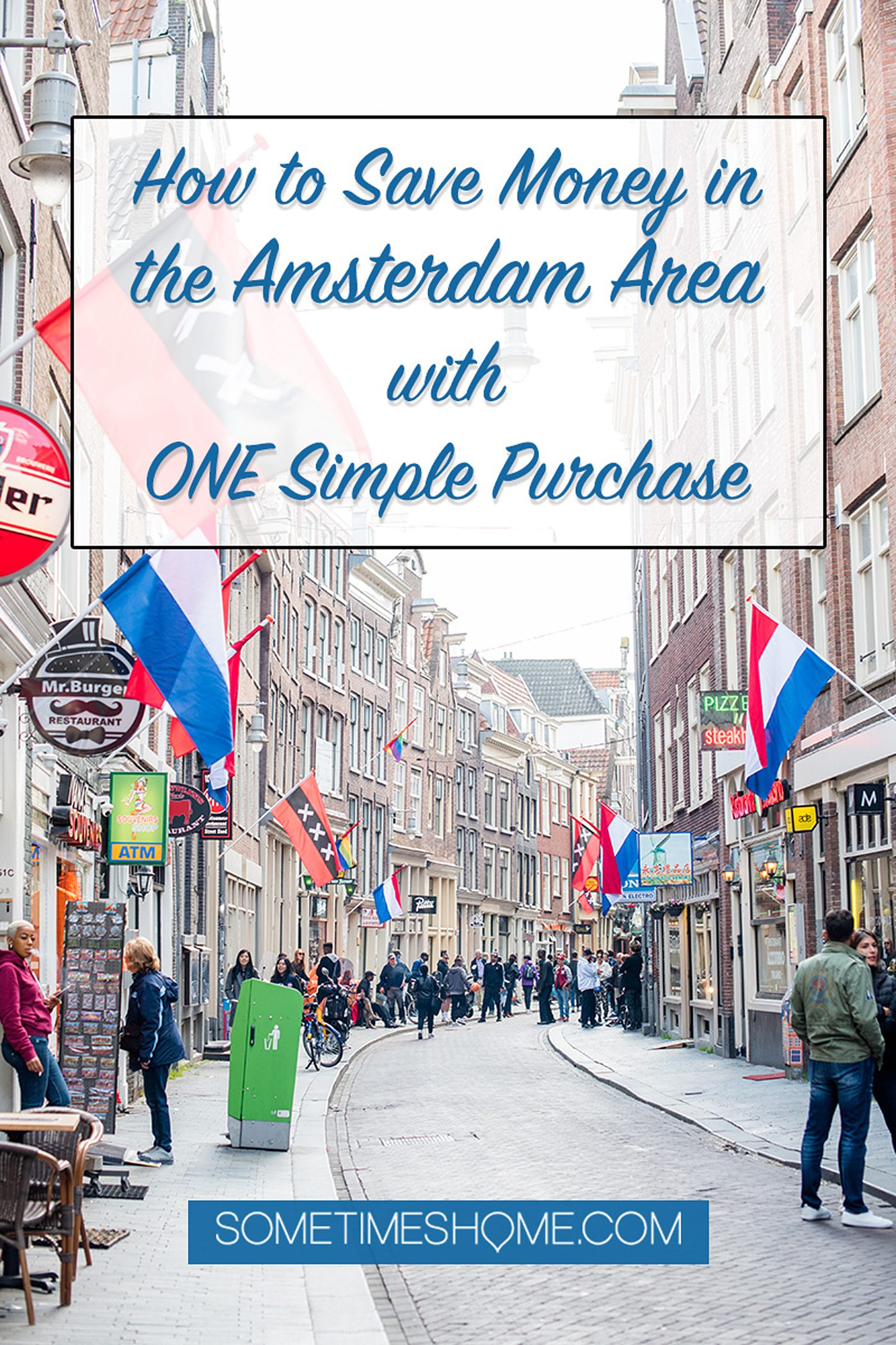 Things to do in Amsterdam, The Netherlands, and the surrounding area and how to save money on it all with one pass: I amsterdam City Card. We share where and how to buy it, how it works, what it discounts and gets you into for free, and more. Want to save money? Click through for extensive info and our review! #AmsterdamArea #AmsterdamCityPass #IAmsterdamCityCard #AmsterdamCityCard #TheNetherlands
