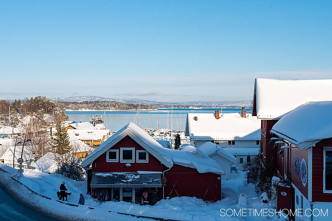 Things to do in Asker and Vollen Norway, a day trip from Oslo. Museums, waterfront and fjord views and beautiful marinas. #oslodaytrip #askernorway #vollennorway #norway #oslonorway #oslo #sometimeshome