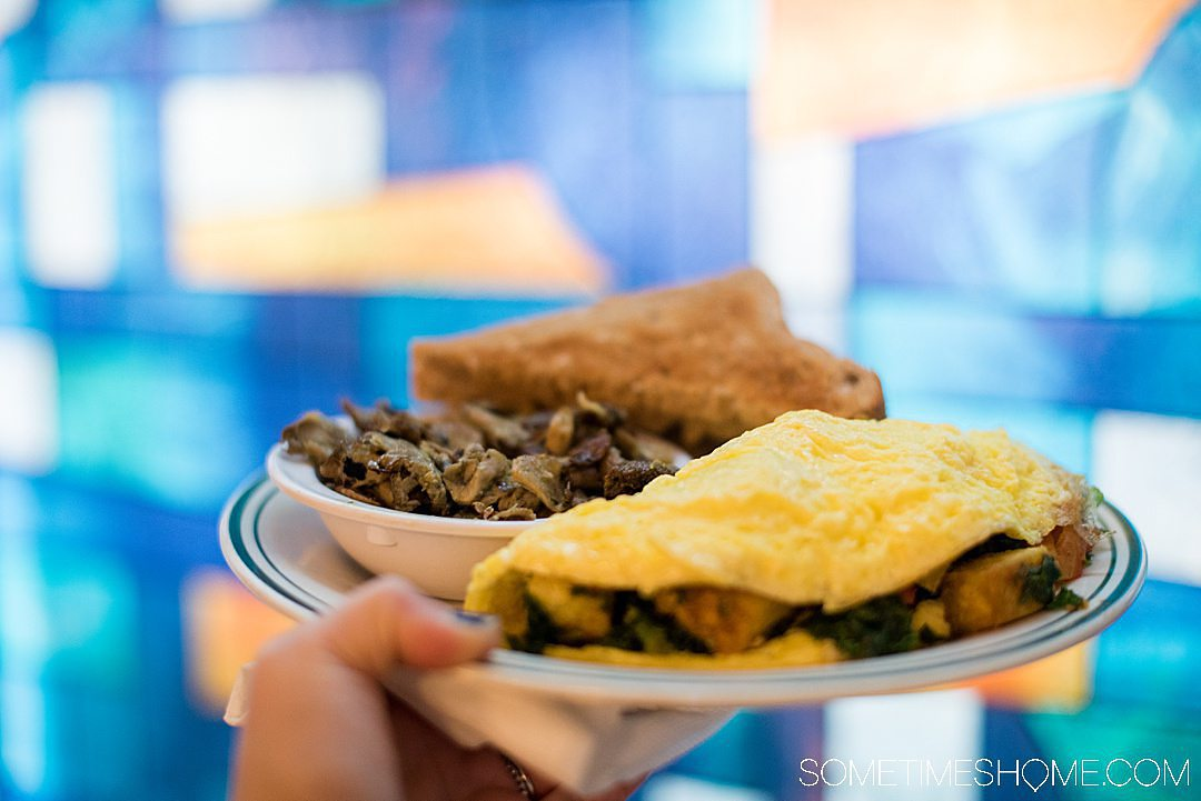 Winston-Salem North Carolina restaurants you need to try, from breakfast and lunch to dinner. #winstonsalem #sometimeshome #NorthCarolina