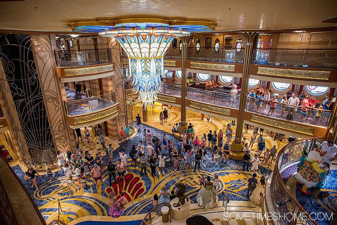 River cruise vs ocean cruise information including differences in entertainment, food, itineraries, common areas, ports and more. #Cruises #Cruising #CruiseDifferences #SometimesHome