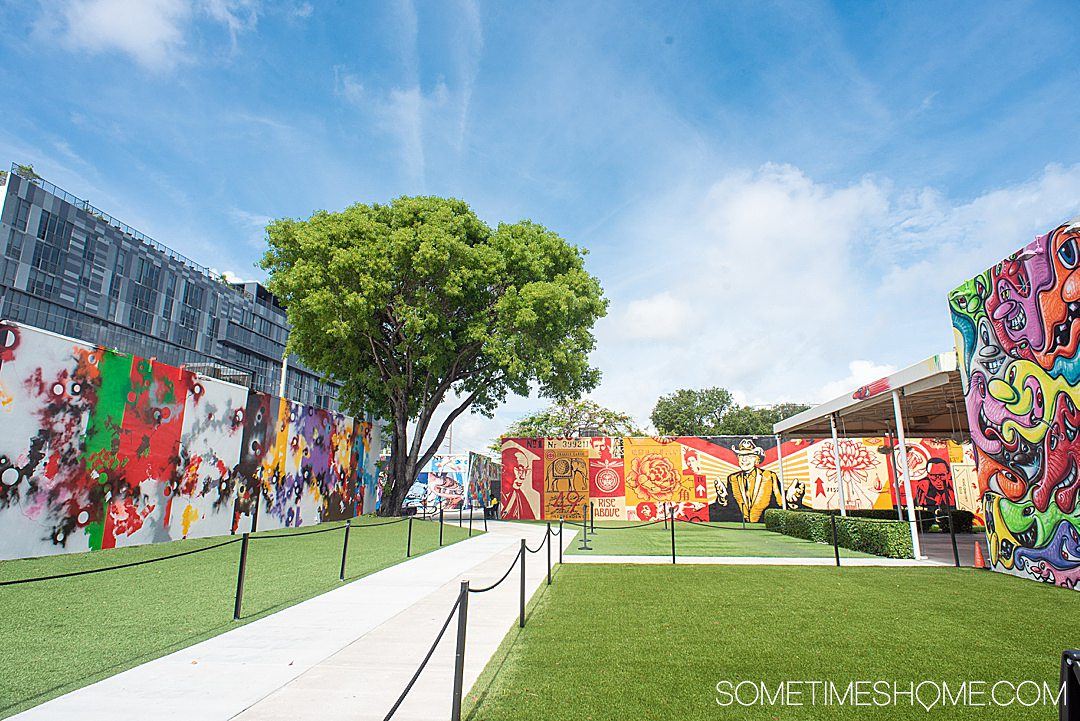 Fun things to do in Wynwood in addition to the famous walls. Sometimes Home travel blog spills all the details!