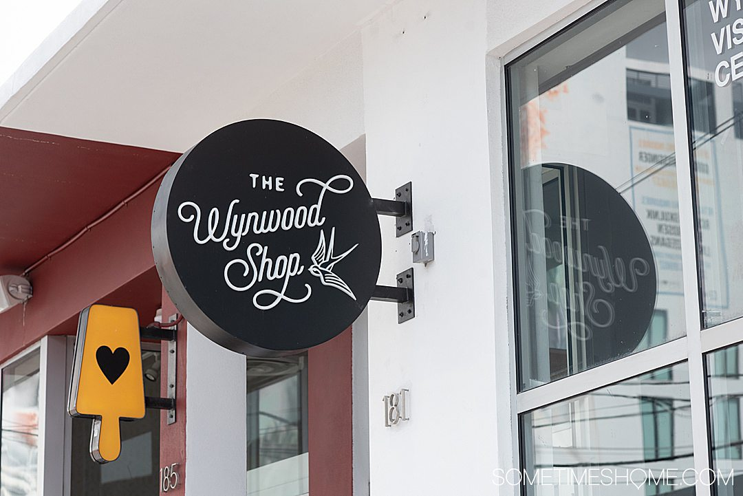 Fun things to do in Wynwood and detailed information on the area, on Sometimes Home travel blog. Click through for all the information on this popular neighborhood in Miami, Florida.