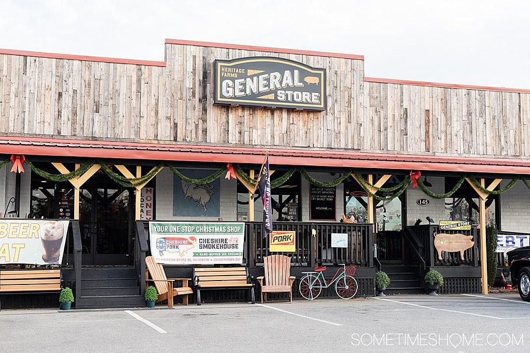 Heritage Farms General Store in Goldsboro NC