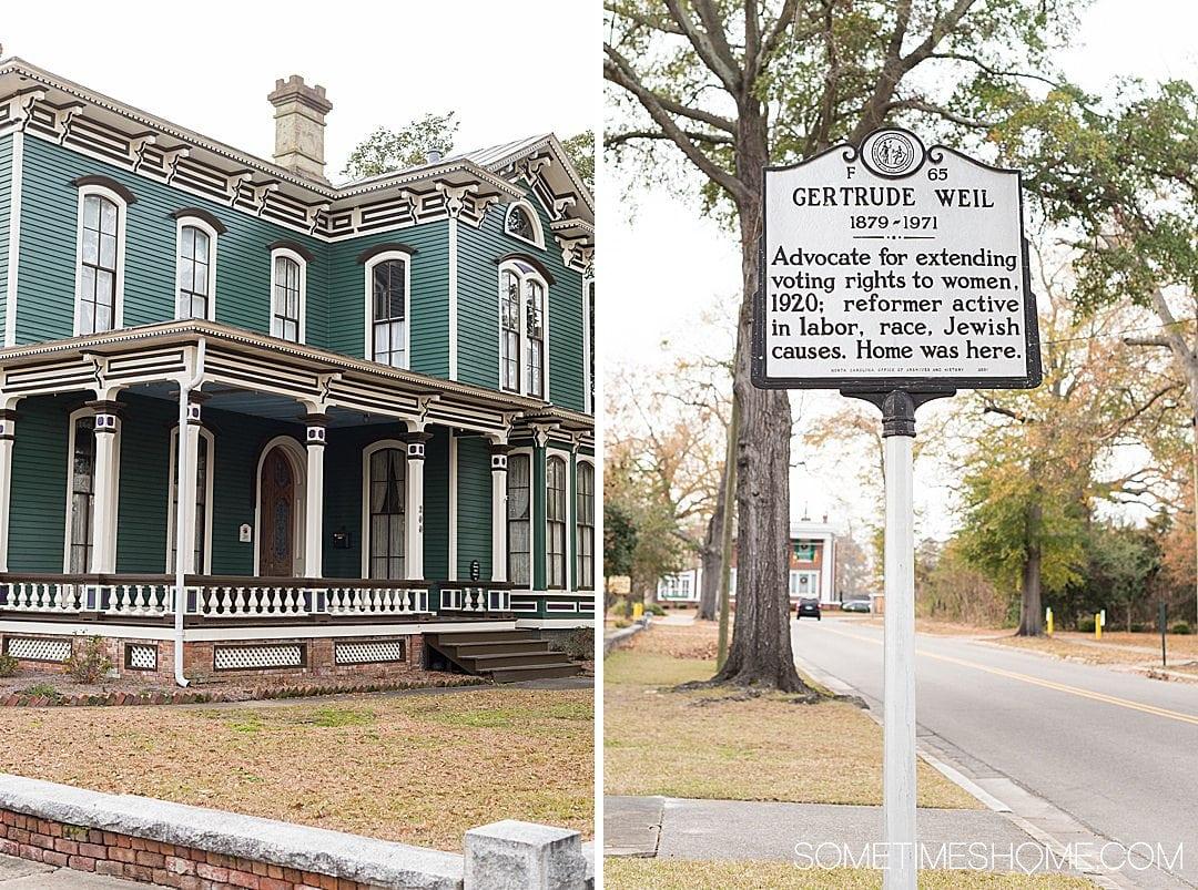 Historic home in Goldsboro, NC