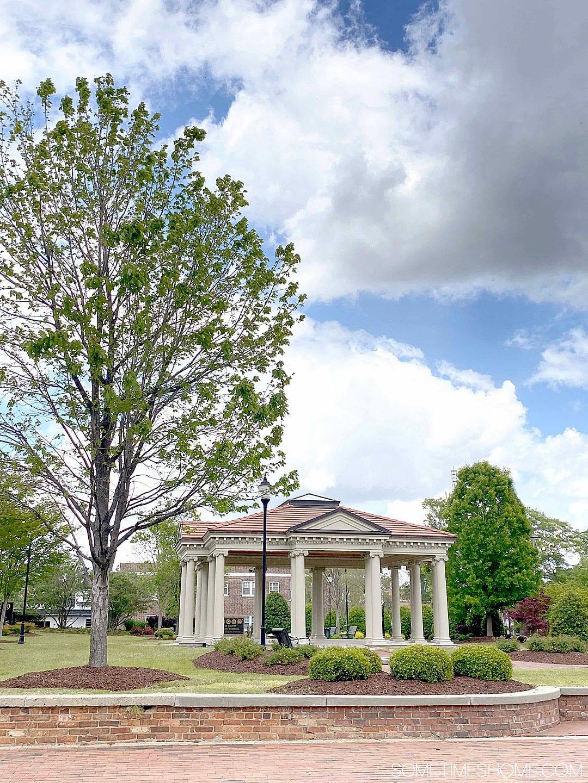 public park in downtown Goldsboro, NC