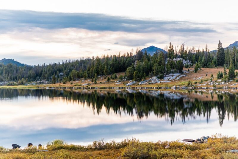 Highlights of Beartooth Highway in Stunning Photos