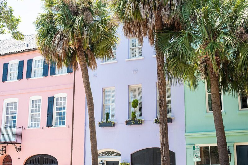 Downtown Charleston Photo Tour Locations and Instagram-Worthy Ideas
