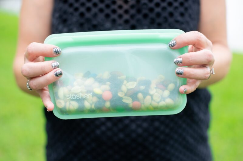 Why We're Obsessed with this Ziploc Bag Alternative: Stasher Bags
