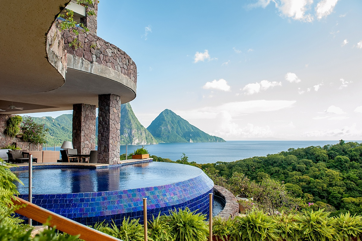 st. lucia, caribbean - sometimes home
